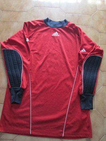 Equipamento futebol camisola e calção e camisola guarda redes ADIDAS