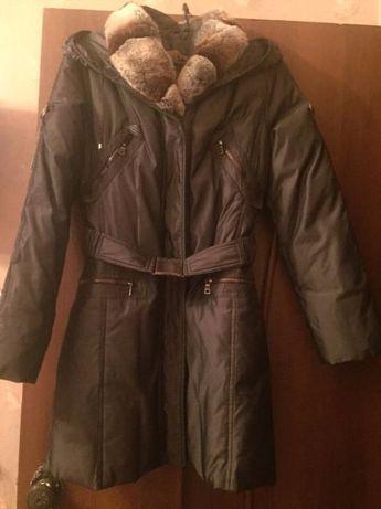 зимнее пальто зима пуховик