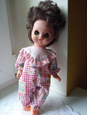Stara lalka 27 cm