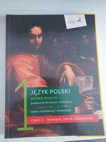 Język polski,  Sztuka wyrazu 1, cz. 2