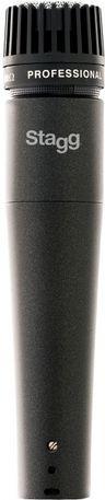 Microfone dinâmico cardioide STAGG SDM70