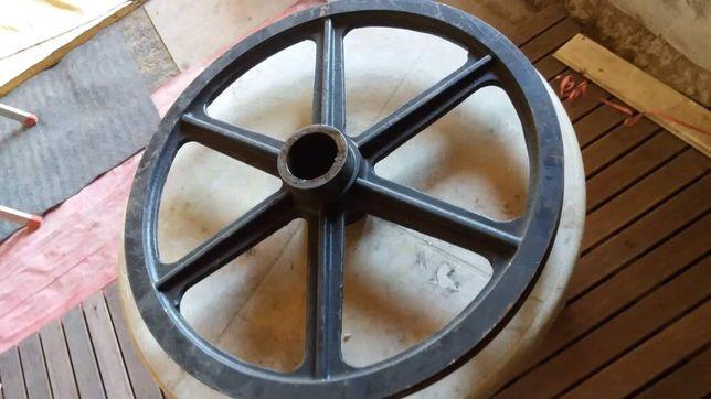 Rodas de Transportador Tipo Colubra