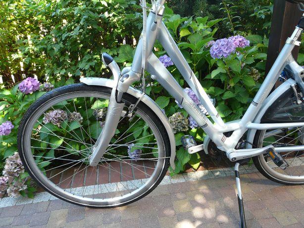 Rower elektryczny SPARTA ION RX Plus . Bardzo Ładny, zadbany