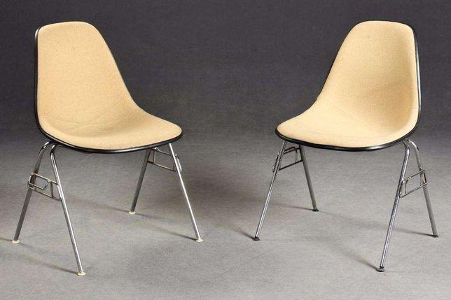 Par de cadeiras Charles & Ray Eames| Chair design| Retro Vintage
