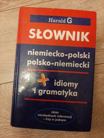Słownik niemiecko polski