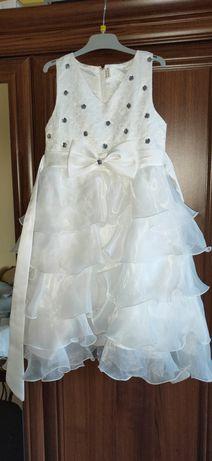 Suknia rozmiar 128