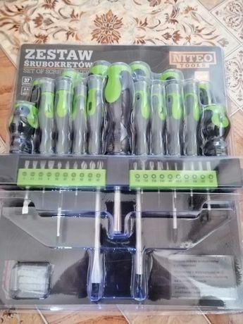 Zestaw śrubokrętów Niteo Tools