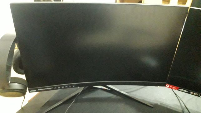 Jak nowy monitor MSI 144Hz 24cale