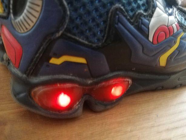 Geox buty dziecięce świecące rozmiar 23, ok 2-3 lata