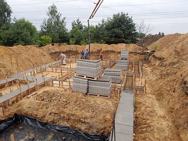 Usługi budowlane Śląsk