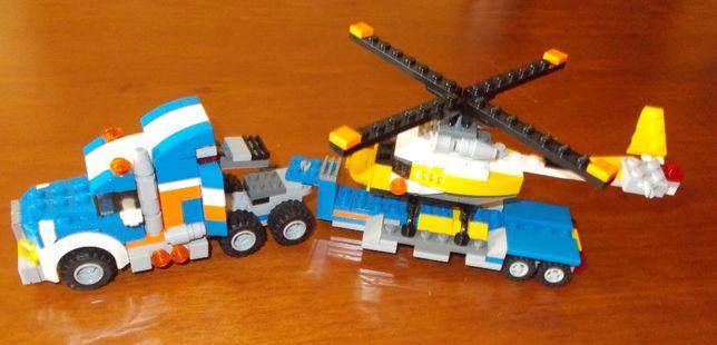 Klocki LEGO Creator 5765 Ciężarówka transportowa