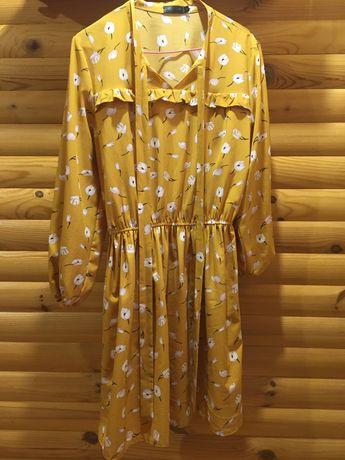 Шифонове плаття, платье, сукня