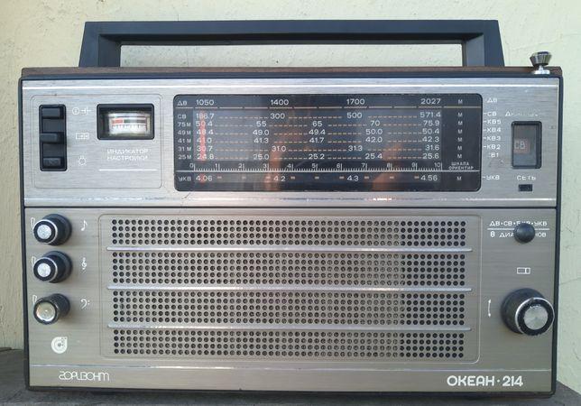 Радиоприемник Океан 214 FM диапазон