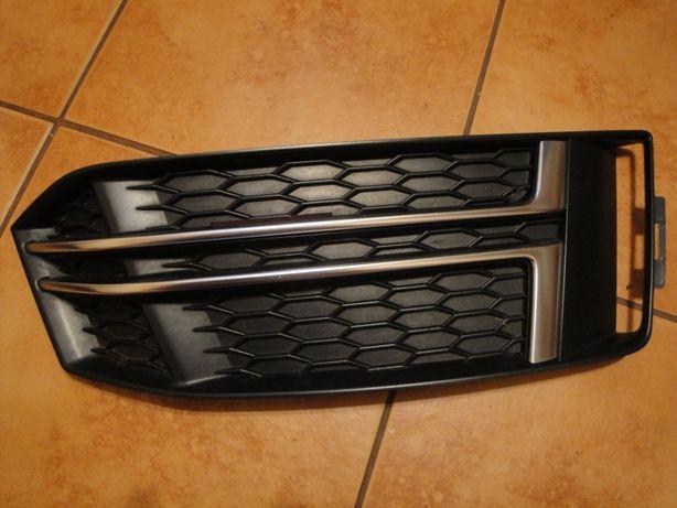 Audi A 4 B9 S-line- kratka zderzaka