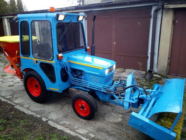 Traktor komunalny,sadowniczy UBEZPIECZONY dopuszczony do ruchu