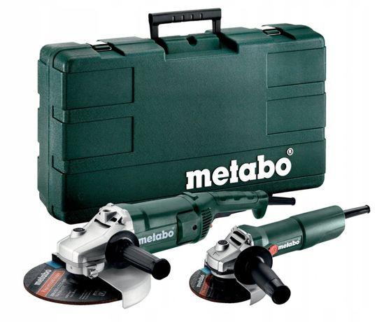 Zestaw szlifierek Metabo