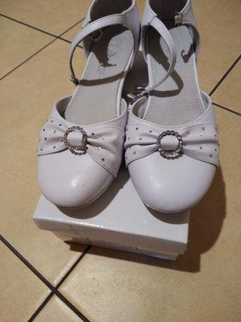 Buty komunijne dziewczęce 35