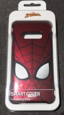 Etui Smart Cover Spider-Man Samsung Galaxy s10e s10