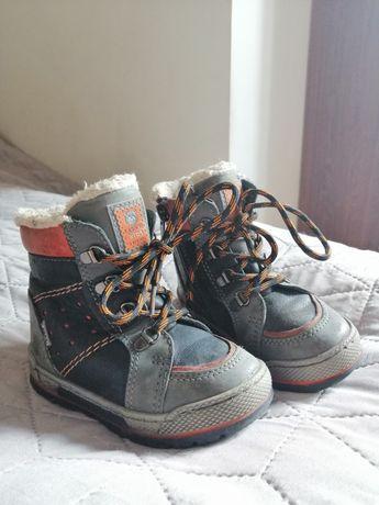Buty zimowe śniegowce kozaki r. 21 Lasocki Kids CCC