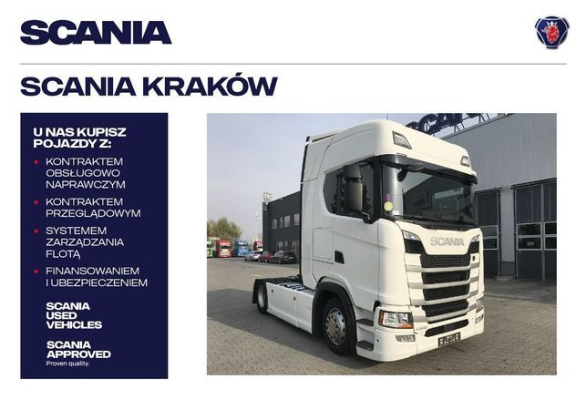 Scania S500 A4x2na  Full Wersja King Of The Road
