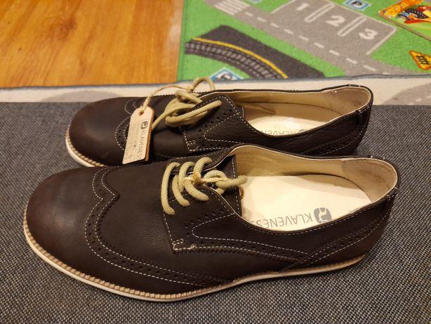 Nowe buty Klavensen