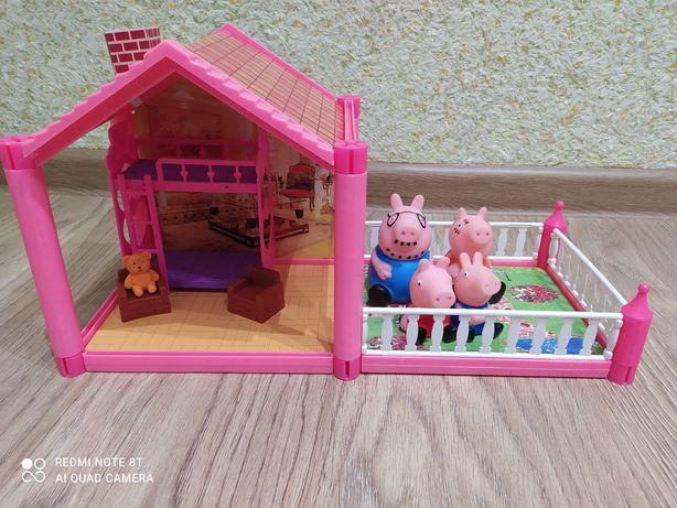 Будиночок Свинки Пепи
