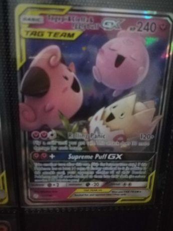 cartas pokemon tag team
