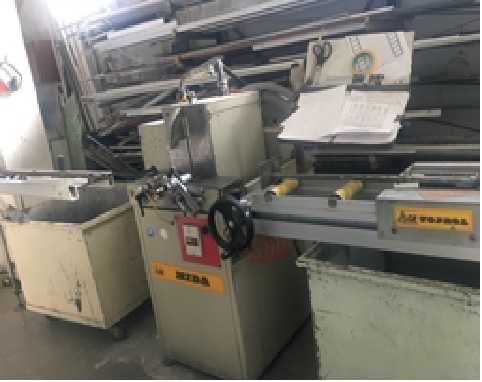Máquina de corte - Mida