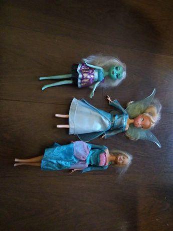 Куклы барби, набор, в хорошем состоянии