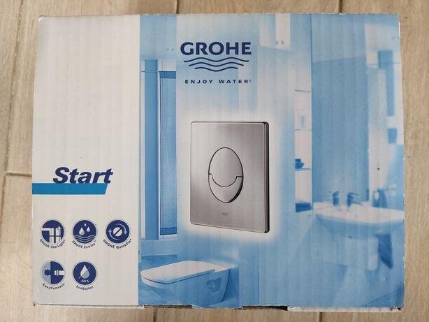 Przycisk spłukujący do toalety Grohe Start chromowany