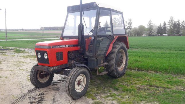 Zetor 5211 bardzo dobry stan, od nowosci w Polsce,od rolnika
