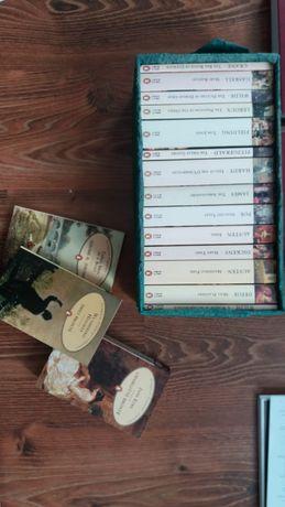 Austen, Bronte, Poe, Wilde, Fitzgerald, Hardy i inni