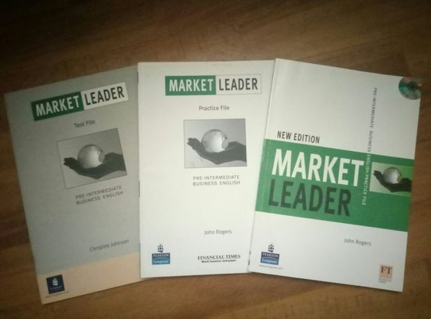 Market Leader (Pre-Intermediate)