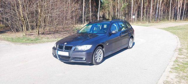 BMW 2007r. 2.0 benzyna