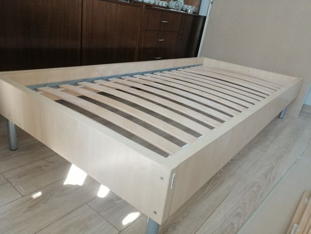 Łóżko stelaż 90 200