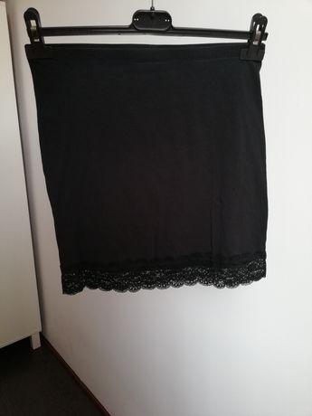 Spódnica Czarna Obcisła