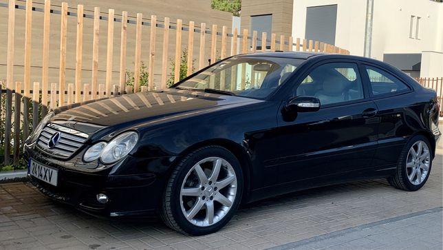 Mercedes C220 Cdi coupé