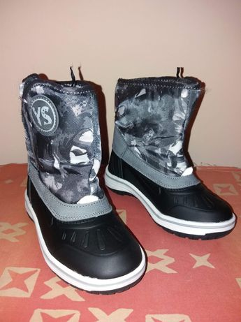 Зимові чоботи 28 розмір