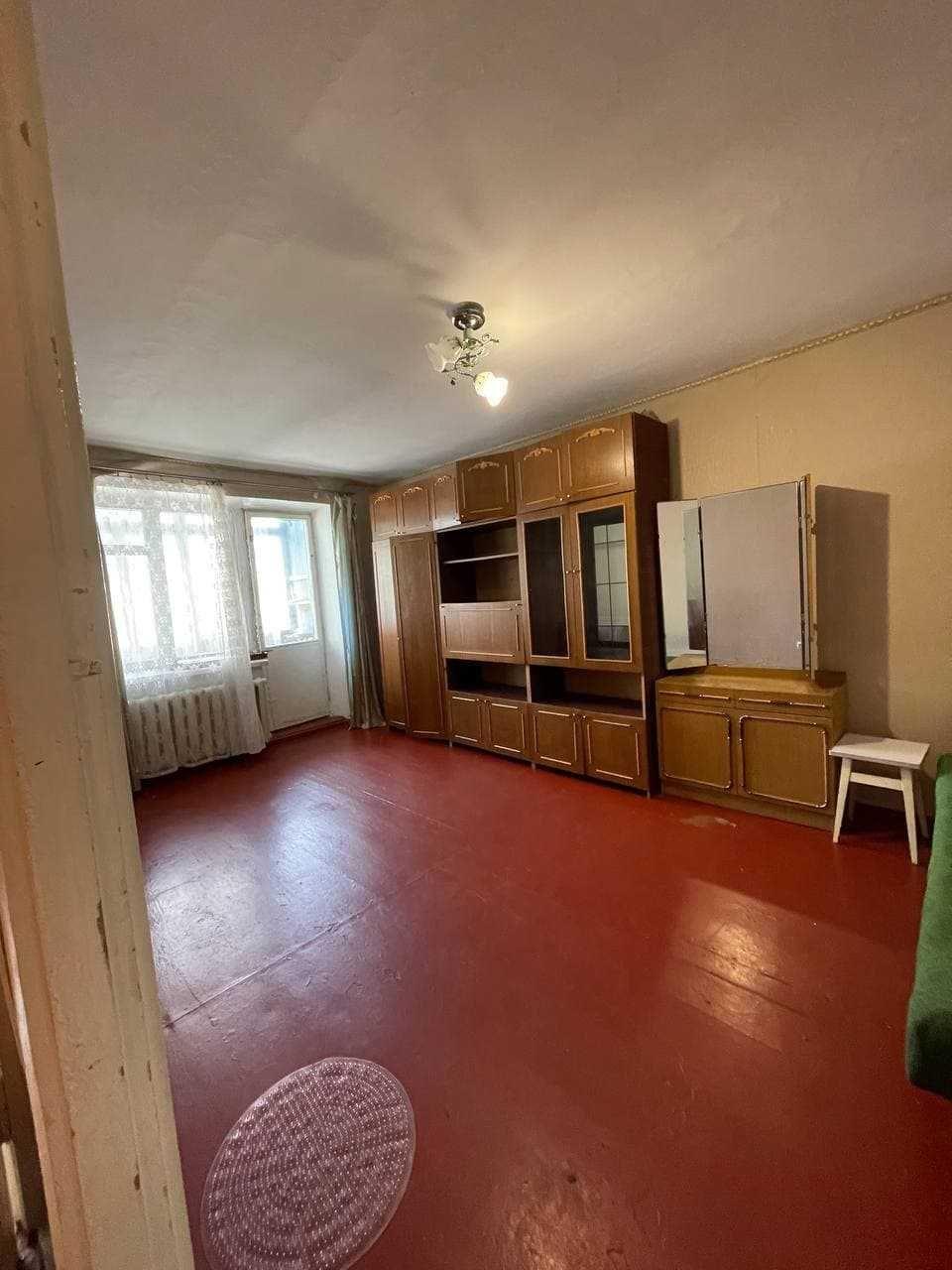Однокімнатна квартира район мототреку Студентська     21500