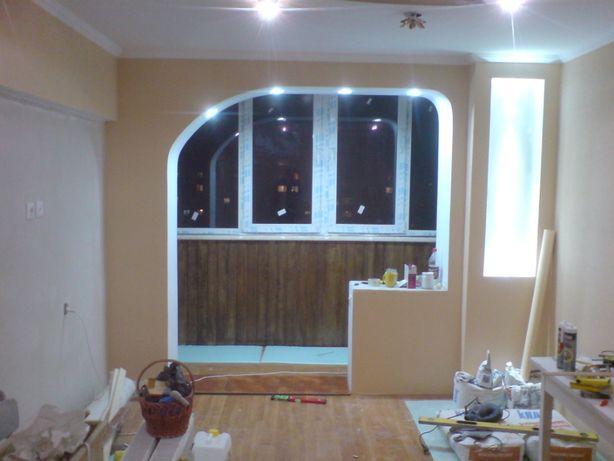 Выполняем ремонт квартир,домов,помещений