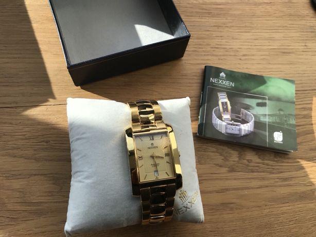 Часы мужские Nexxen NE1127AM 23K Gold