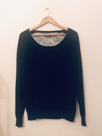 Chillin Cropp свитер, свитшот, р.XL, камуфляж.