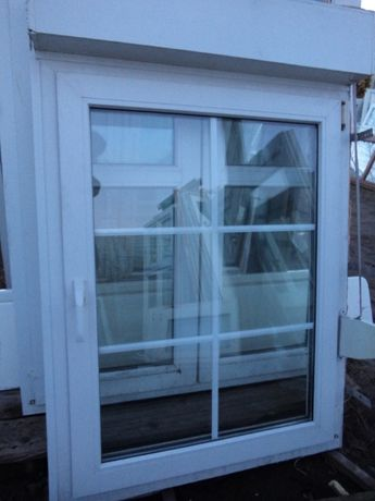 Okna plastikowe szpros +roleta zewnętrzna
