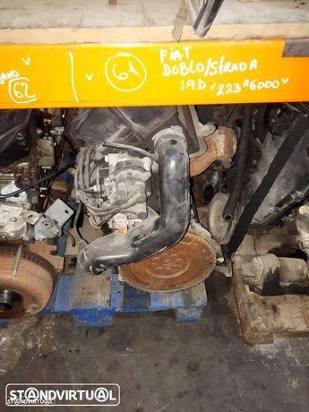 Motor completo Peugeot 1.6 i