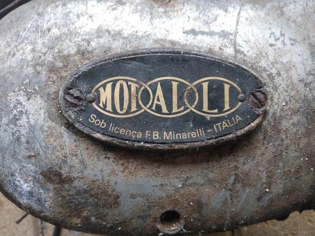 Vendo motor de mota antigo