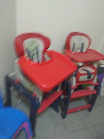 Детский стул с столом