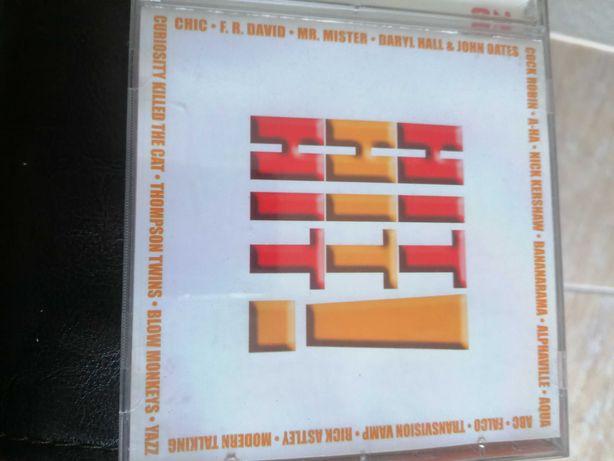CD de música Hit Hit Hit!
