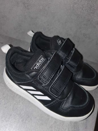 Buty firmy adidas czarne