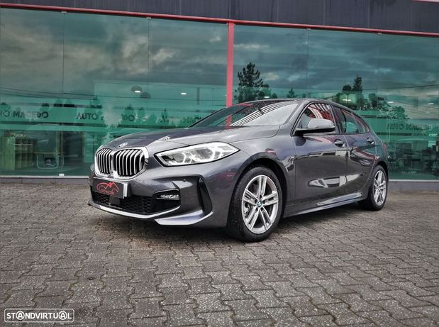 BMW 116 d M Corporate Edition