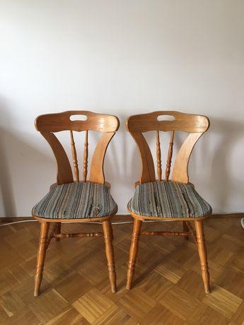 2x krzesło vintage